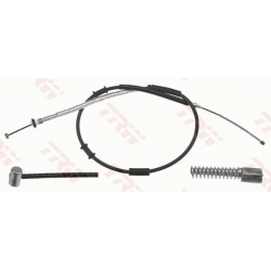 Rear left Brake cable - Fiat Grande Punto