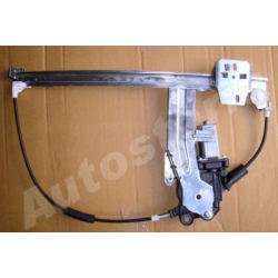 Left power regulator windowCinquecento (10/1991 - 2000)