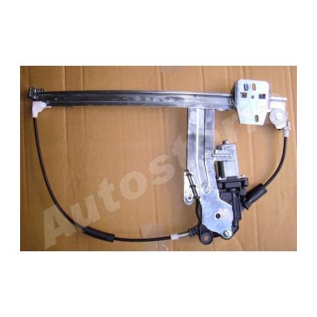 Left power regulator windowCinquecento (10/1991 --> 2000)