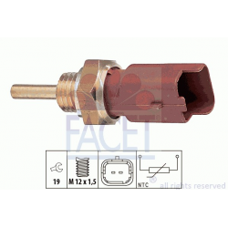 Manocontact de température d'eau - Fiat / Alfa roméo / Lancia