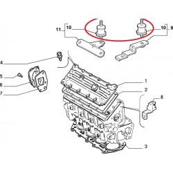 Rubber mount - Fiat Palio / Tipo / Uno / Lancia Dedra / Delta