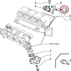Filter - Alfa Romeo145 / 146 / 155 / 164 / GTV / SPIDER / Lancia Kappa