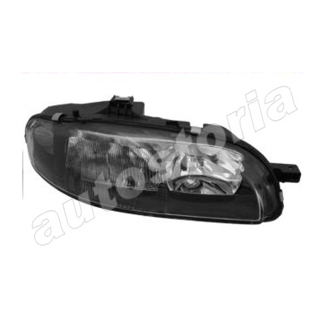 Right H1 + H1 Headlamp - MAREA SX (BERLINA-S.W.) (09/1996 -> 1999 )