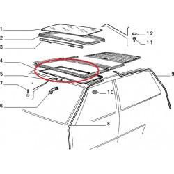 Handle - Fiat Uno / Lancia Y10