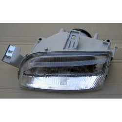 Left H4 Headlamp (suitable) - Punto 10/1993-09/1999
