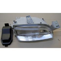 Optique H1+H1 (avec deux réflecteurs) Droit (adaptable) - Punto 10/1993-09/1999