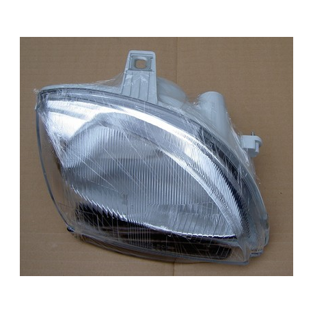 Right H4 Headlamp (suitable) - Seicento