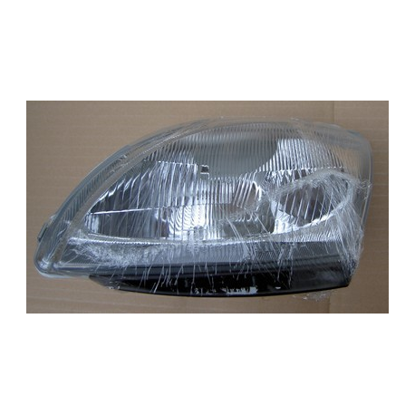 Left H4 Headlamp (suitable) - Seicento