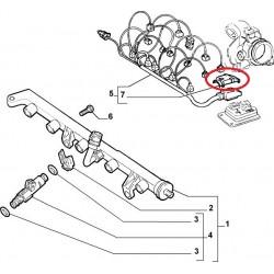 Connector protection - Alfa Romeo / Fiat / Lancia