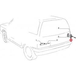 Luggage lid contact - Autobianchi Lancia Y10