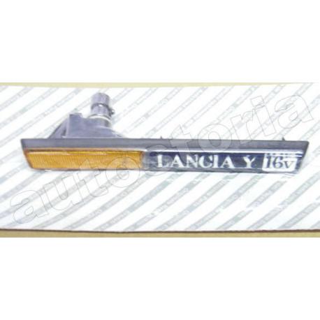 Répétiteur Latérale d'aile Avant Gauche - Lancia Ypsilon 1,2 16V