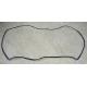Windscreen rubbershield  - Punto Cabriolet -->09/1999