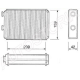 Radiateur de chauffageFiat Doblo/Idea/Punto