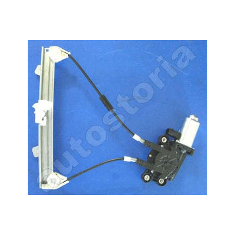 Electric window regulator Left Back147 (10/2000 -->)
