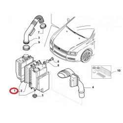 Air filter assembly - Fiat Stilo 1,8 16V