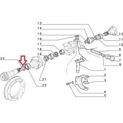 Washer 2,85 mm - Alfa Romeo / Fiat / Lancia (models 4X4)