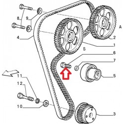 Screw - Lancia Delta / Thema