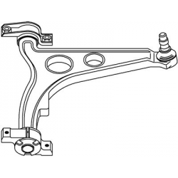 Triangle de suspension avant droit Fiat Multipla / Lancia Lybra