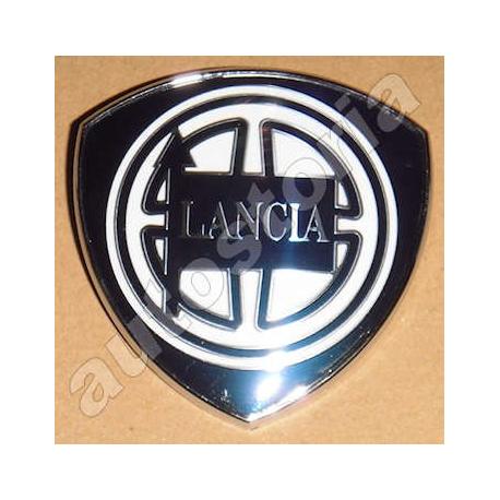 Luggage lid emblem - Lancia Ypsilon