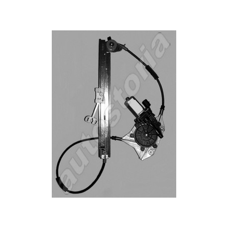 Electric window regulator left BackLancia Lybra