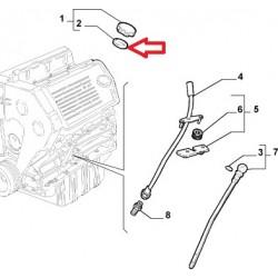 Oil cap gasket - Alfa Romeo