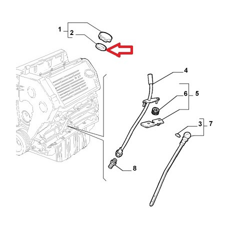 6333 Interieur moreover Bremseklodser P629240 furthermore 15759 Guarnizione 60609157 furthermore 11807 Carrosserie in addition 23633 Carburation. on fiat punto abarth 2008