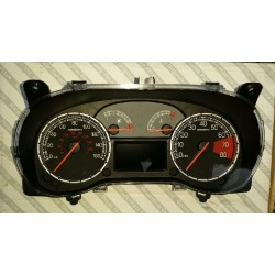Instrumentation - Fiat Grande Punto Abarth