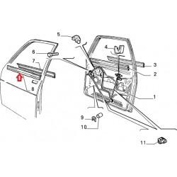 Door seal - Autobianchi Lancia Y 10
