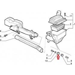 Rubber pad - Fiat / Lancia