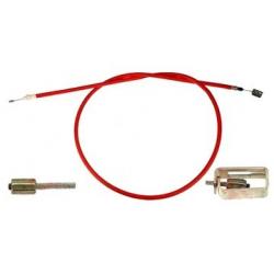 Handbrake cable (2205/2080 mm)Fiat/Lancia