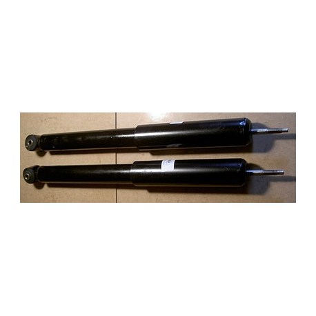 Set of rear shock gascharged absorbersPunto All (1993-->1999)