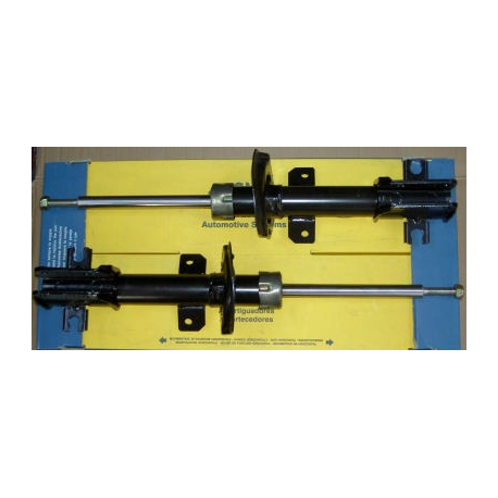 Set of front shock absorbers - Stilo 1,2 16V / 1,4 16V / 1,6 16V