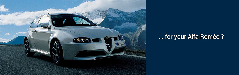 Alfa roméo auto parts